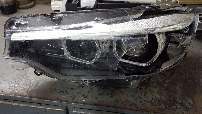 Lewa Lampa BMW 4 F32 F33 F36 Full Led Lewa Części M Pakiet