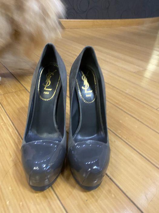 Туфли Yves Saint Laurent оригигал размер 37,5 Александровка - изображение 1