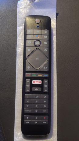 Pilot PHILIPS Smart TV NETFLIX Qwerty ambilight Bluetooth wyszukiwanie