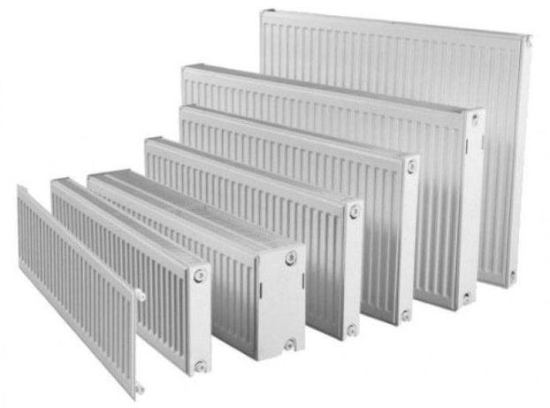 Тяжелые стальные радиаторы 11 тип, 22 тип, 33 тип. Sanica, Koer, Kalde