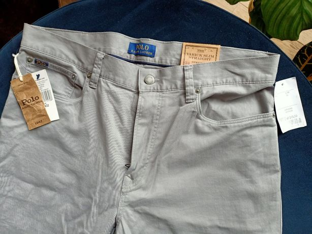 Spodnie Ralph Lauren Polo 34/32