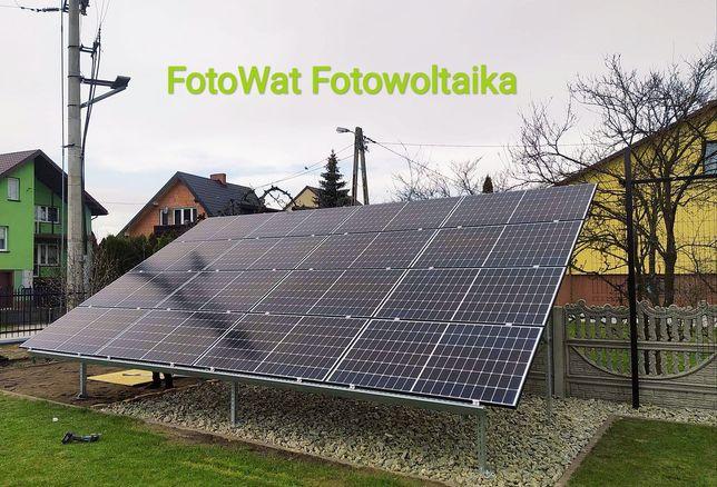 Fotowoltaika/instalacje fotowoltaiczne/panele Mono 3,6KW -15.000zł
