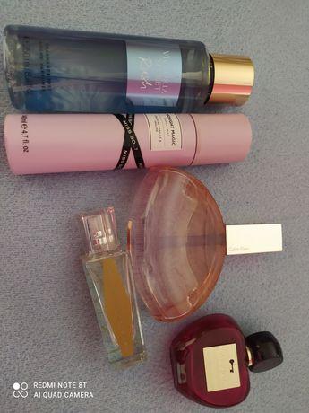 Perfumy i mgiełki