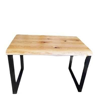 Nowoczesny stolik dębowy LOFT