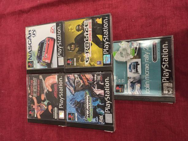 Gry PlayStation (ceny w opisie)