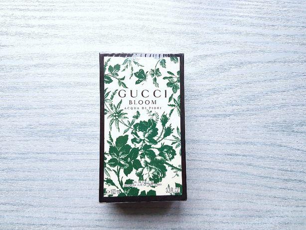 Gucci Bloom Acqua Di Fiori 100 ml EDT SUPER CENA ! Nowe , Zafoliowane