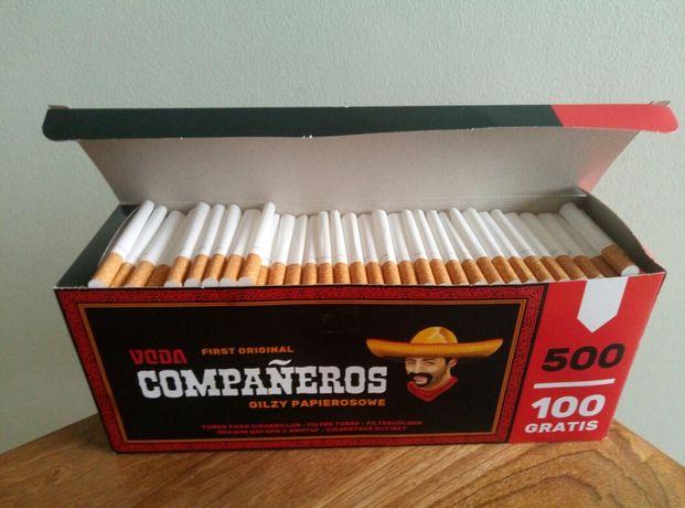 Гильзы для сигарет сигаретные гильзы гільзи для сигарет / 500