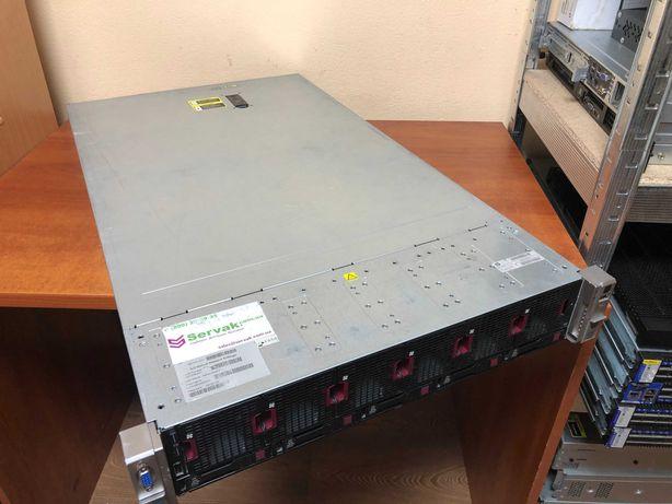 Сервер HP DL560 Gen 8, IBM (Lenovo) X3750 M4 (SFF, uSata)