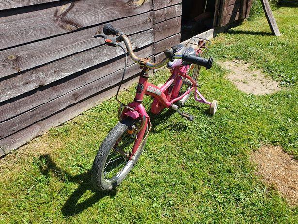 """Rowerek dla dziewczynki, koła 16"""""""