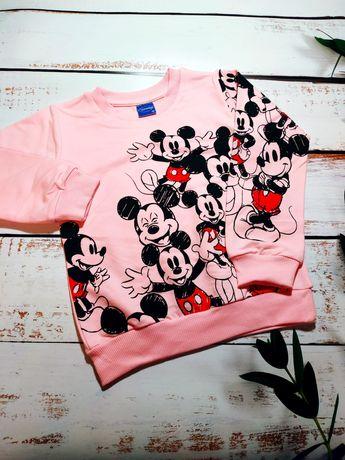 Світшот Disney для дівчинки, кофта, реглан для девочки Турция