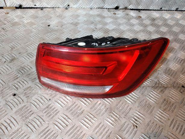 Audi a4 b9 lampa prawa tył karoseryjna avant