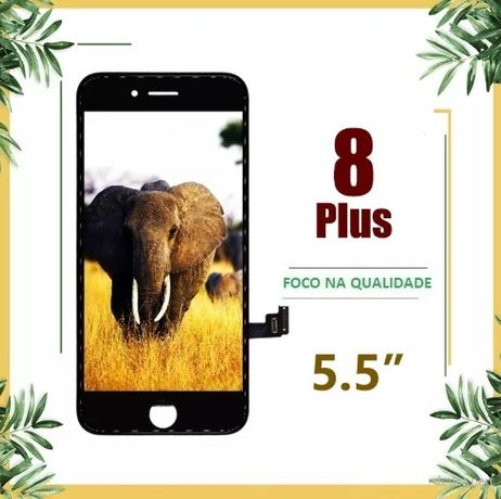 Ecrã LCD + Touch Screen + vidro para Apple iPhone 8 Plus