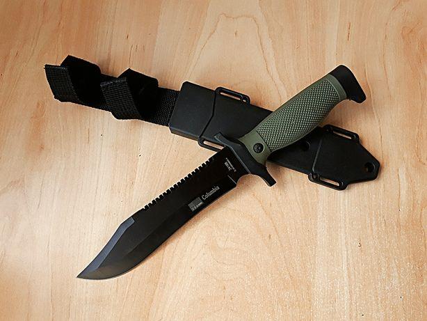 Нож охотничий туристический тактический Columbia 2418B Ніж мисливський
