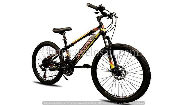 Подростковый спортивный велосипед Brisk