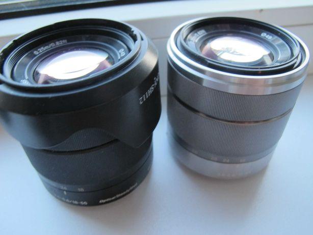 Sony 18-55 OSS   E 3.5-5.6 E-mount