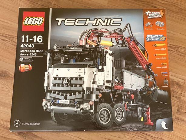 LEGO Technic 42043 Mercedes Benz Arocs  Nowy