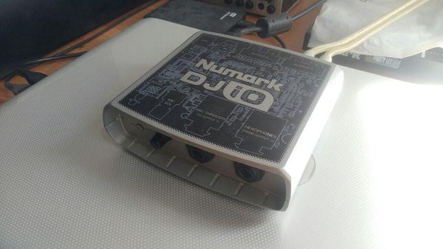 Interface audio USB Numark  DJ iO