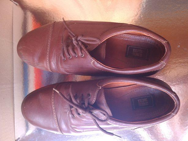 Туфли мужские р. 46 Globe Trotter оригинал, натуральная кожа