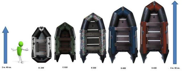 Надувные лодки Аквастар (AquaStar) всех типов и моделей - СКЛАД! Киев