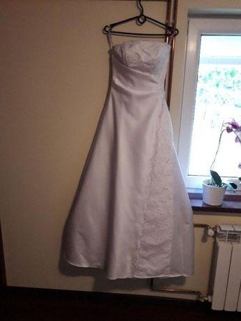 Sprzedam suknię ślubną 165cm/s