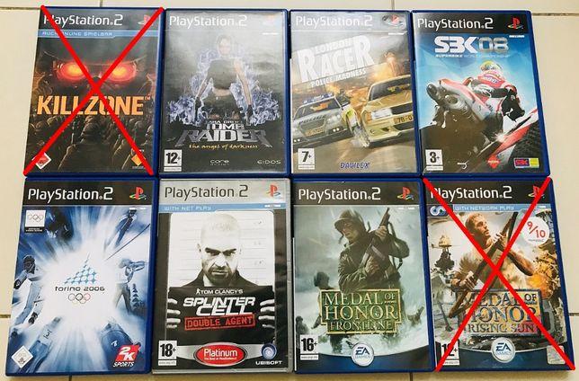 Gry PS2 Playstation 2 duży wybór