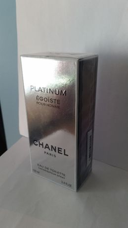 Perfumy Chanel Égoïste Platinum 100ml EDT PIĘKNY ZAPACH
