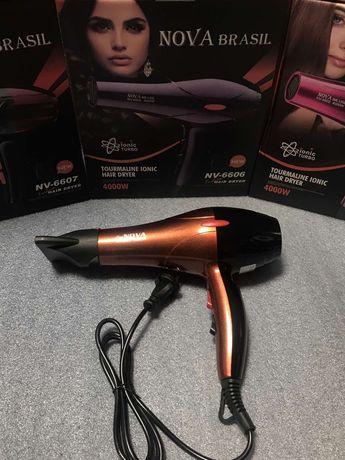 Профессиональный фен для укладки волос Nova