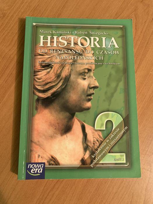 Historia Liceum Nowa Era 2 cz 1 Warszawa - image 1