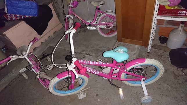 3 Bicicleta Criança (pack)