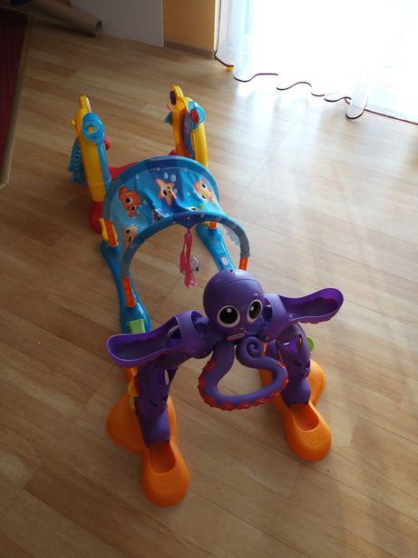 Tor morski Little Tikes 3w1 dla niemowlaka raczkowanie zabawka