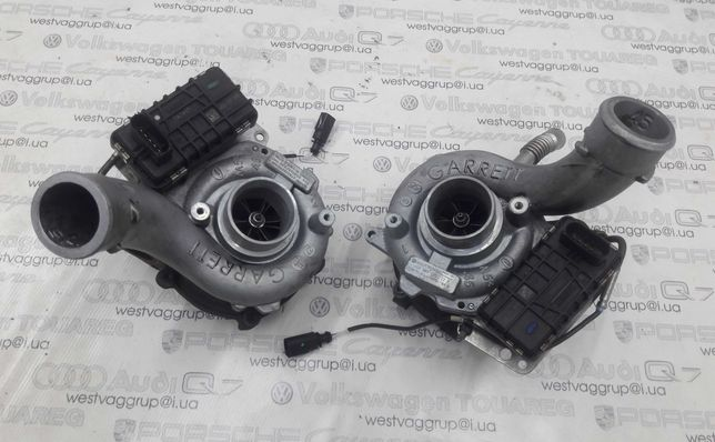 3.0 CASA 059145722R/M Турбина Турбiна Volkswagen Touareg / Audi Q7 Ку7