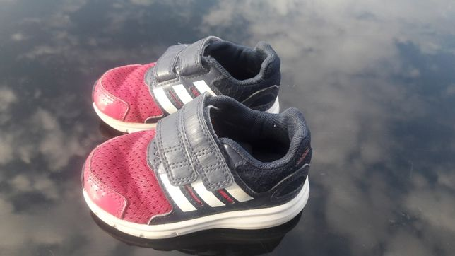 Buty buciki Adidas r. 21 stan bardzo dobry.
