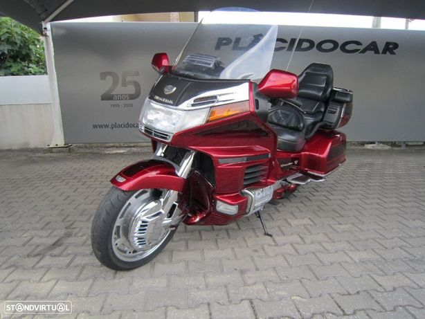 Honda Goldwing 1500 - 50 anos