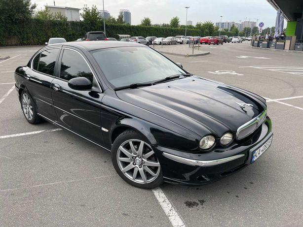 Jaguar X-Type Ideal (газ, автомат)