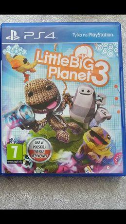 Gra PS4 Little Big Planet3