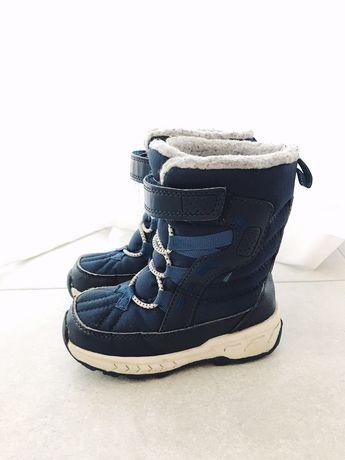 Ботинки осень зима сапоги, reima, adidas, carters, demar