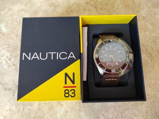 Мужские наручные часы Nautica Новы (Calvin Klein Guess Diesel)