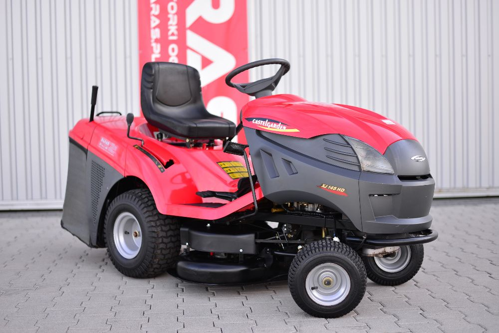 Traktorek Castelgarden XJ 145 HD (051001) - Baras Świnice Warckie - image 1