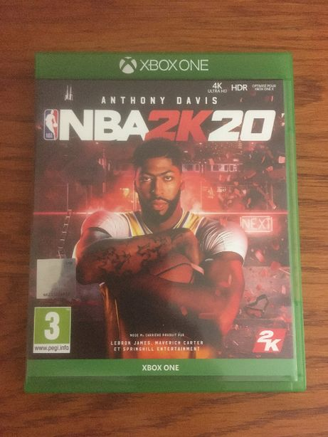 Jogo NBA2K20 XboxOne