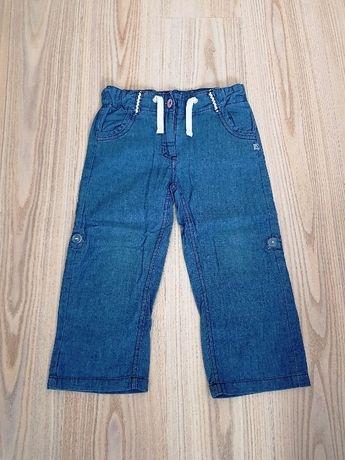 Легкие джинсы 2 в 1, состояние идеальное