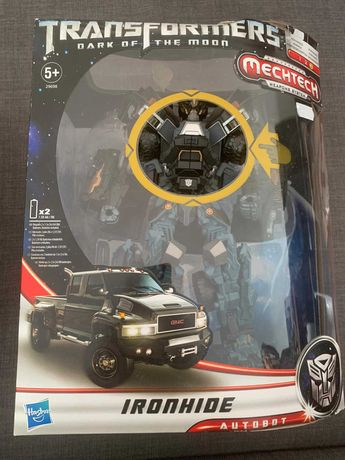 TRANSFORMERS Ironhide Leader Class Dark of the Moon