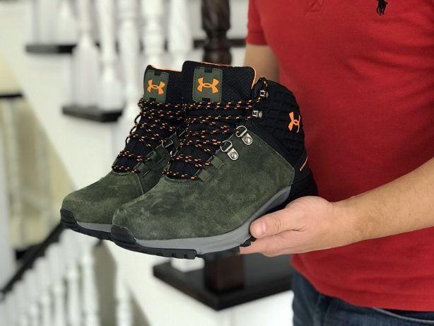 Зимние ботинки на меху Under Armour