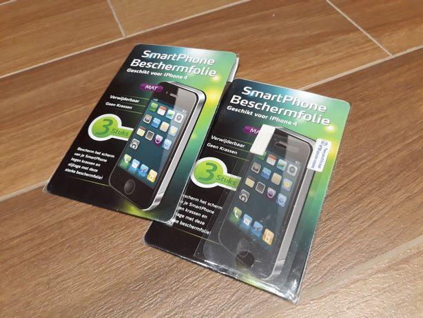 Folie ochronne iPhone 4