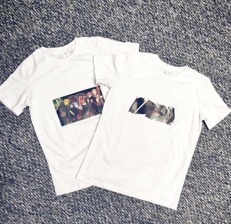 Детские футболки в стиле Аниме Наруто Саске  Учиха Акацуки Among us
