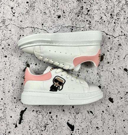 Sale % damskie obuwie sneakersy KARL LAGERFELD 36,37,38,39,40. Hit