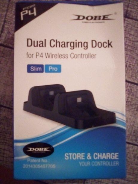 dual charging dock ps4 nova slim/pro