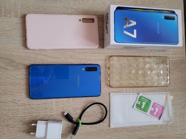 Sprzedam - Samsung Galaxy A7 2018 (SM-A750F)