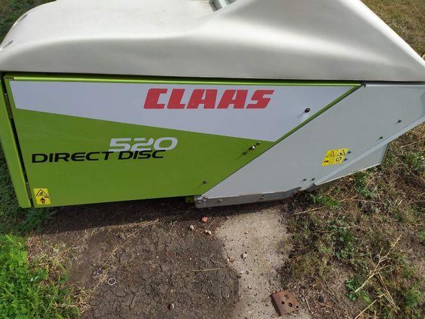 продам жатку Claas direct disc 520
