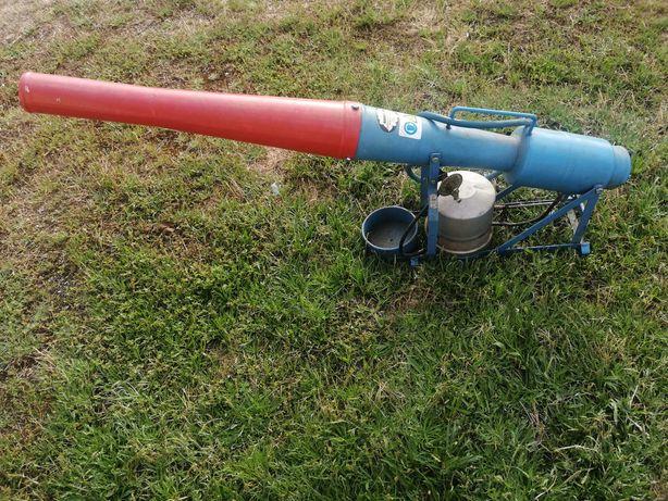 Canhão e gaz , ESPANTA PÁSSAROS