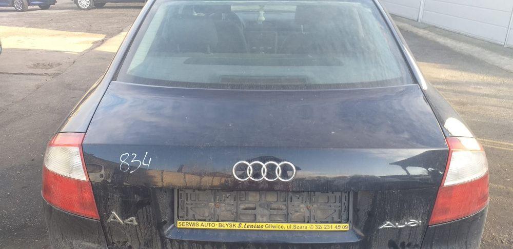 klapa bagażnika sedan Audi A4 B6 Małysz kod ALZ Żory - image 1